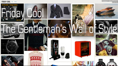 Friday Cool – Wall of Style
