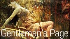 Gentleman's Page